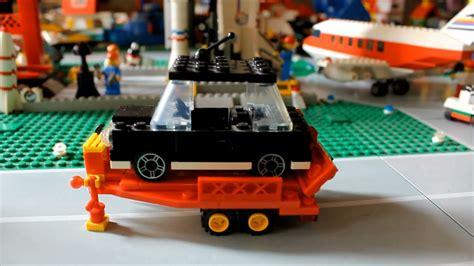tutorial lego car how to build a lego car trailer hauler tutorial youtube