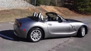 bmw z4 roadster for sale