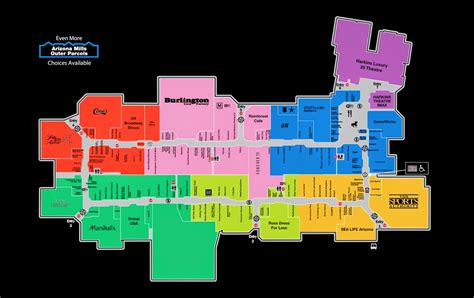 layout of arundel mills mall the battles of jamieboo malls the mills