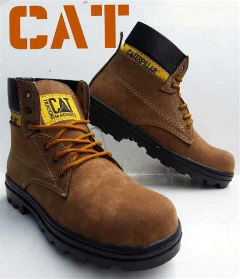 Sepatu Safety High Boot Kickers Army Black Sepatu Boots 666 Embargo Store 666