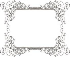 word decorative borders decorative backgrounds for word documents more free