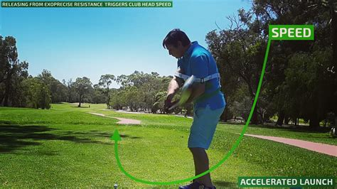 Golf Swing Speed by Golf Swing Speed Trainer Increase Clubhead Speed More