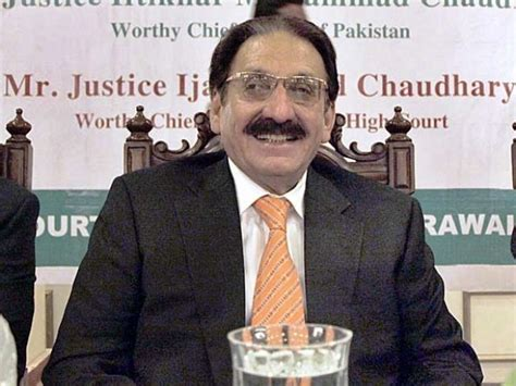 biography of iftikhar muhammad chaudhry additional charge to registrar top court to revisit ex