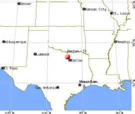 Denton Tx To Tx Denton Map