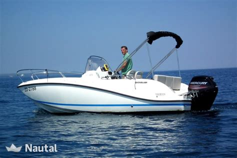 rent motorboat zadar motorboat rent quicksilver activ 605 open in marina zadar