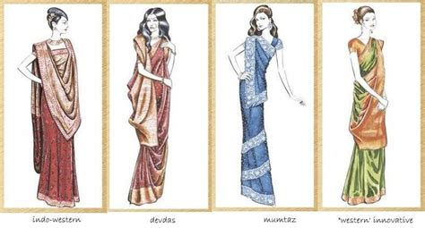 how to drape a sari how to wear a sari in different styles
