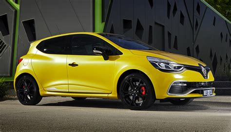 renault clio rs200 pricing and specifications photos 1