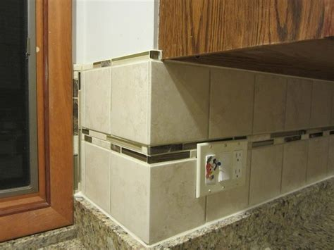 kitchen backsplash accent tile glass and accent tile backsplash asian kitchen detroit by legacy floors