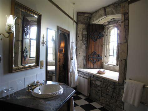 bathrooms in castles karen s favorite hotel thornbury castle hotel future expat