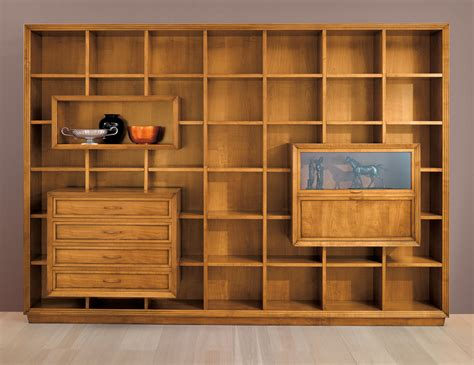 bookshelves wall unit gio cmp 010 modern italian designer modular wall unit bookcases