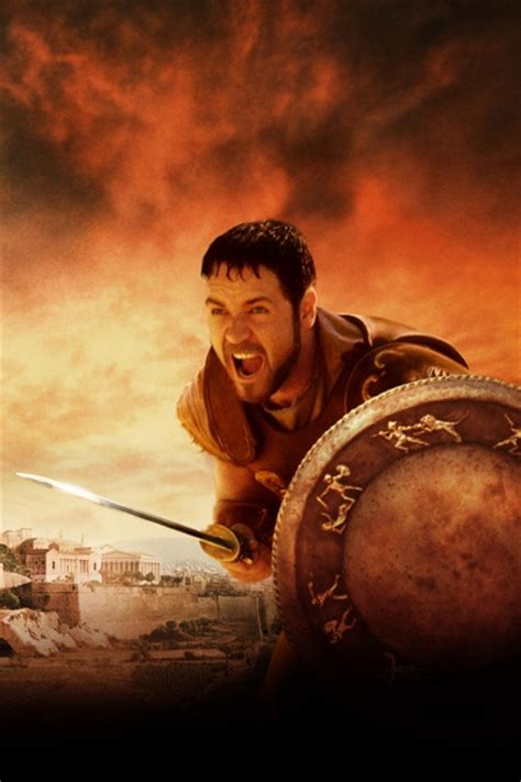 gladiator film description artwork gladiator russell crowe 1736x2604 wallpaper high