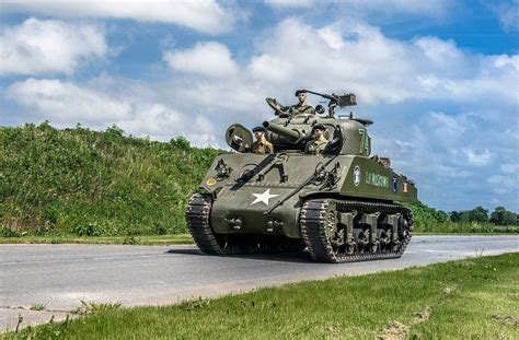 Normandy Tank Museum sale of World War Two vehicles and D ... Ww2 Sherman Tanks For Sale