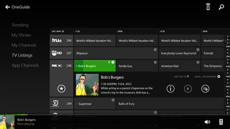 one guide tv dvr the big killer feature missing from xbox one