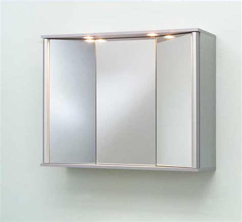 Badezimmer Spiegelschrank Mit Beleuchtung Ikea by Alibert Spiegelschrank Bad Innenarchitektur Mit Drei T 252 Ren