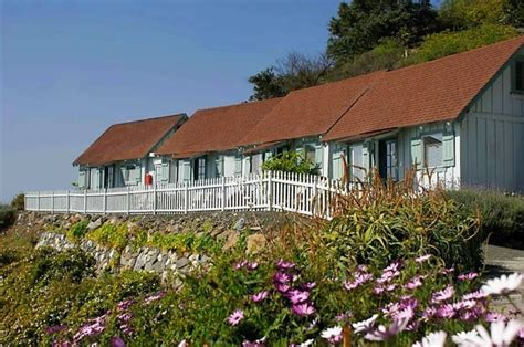 Cottages In Big Sur by Lucia Lodge Cabins Big Sur California California And