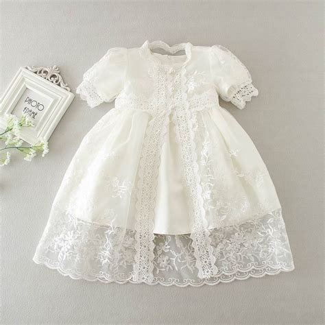 Aliexpress Buy 2016 3pcs Infant Aliexpress Buy Retail 2016 New Newborn Baby Christening Gown 3pcs Sets Infant