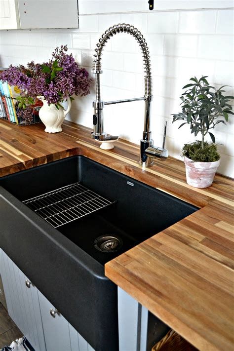 How To Seal Butcher Block Countertops by How To Seal Butcher Block Countertops With Food Safe Treatment
