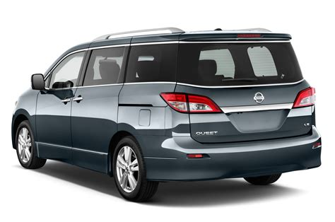 nissan caravan 2014 2014 nissan quest reviews and rating motor trend