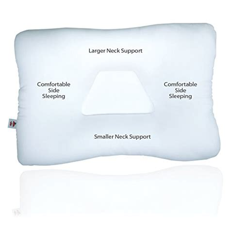 top 3 best cervical pillows for neck relief relieve