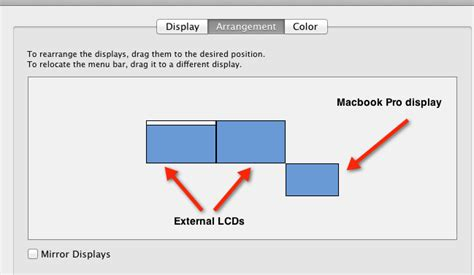 How To Dual Screeens From Mba To External Monitor by How To Disable Macbook Pro Display When Using