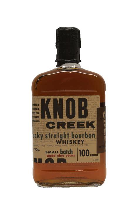 Knob Creek 9 by Knob Creek Single Barrel 9 Year 100proof Oaksliquors