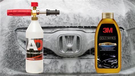 Promo 3m Car Wash Soap Gold Series Sho Cuci Mobil Terbaik Yg snow foam lance test 3m car wash soap gold series 79001