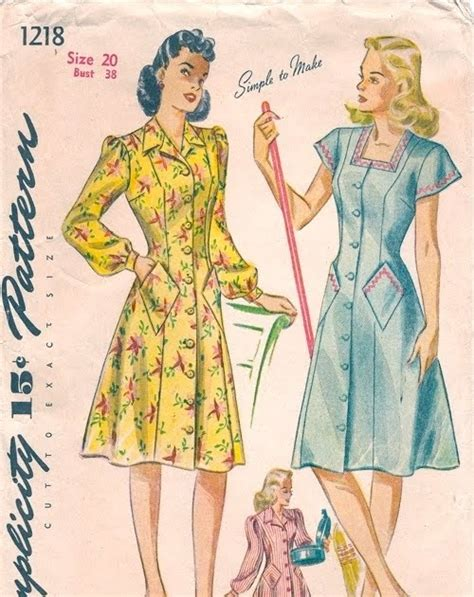 pattern for house dress gertie s new blog for better sewing the house dress a