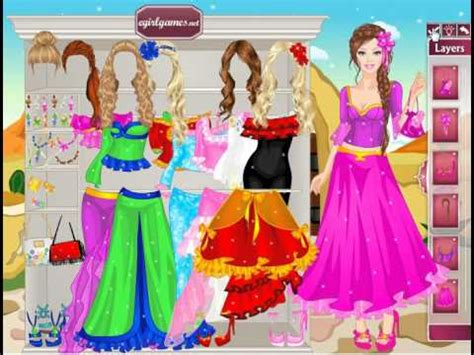 barbie mexican barbie dress up youtube