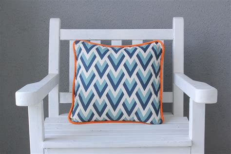 Pillow With Piping by Pillows With Piping Made Everyday