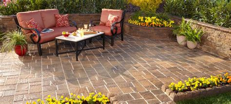 Lowes Paver Patio Patio Pavers At Lowes Patio Design Ideas