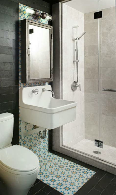 Kleines Badezimmer Design by 40 Design Ideen F 252 R Kleine Badezimmer