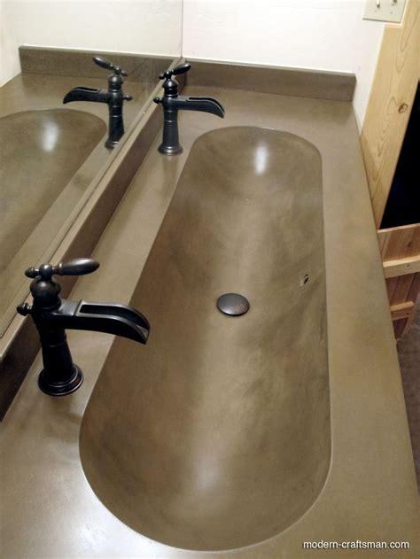 designer bathroom sinks best 25 concrete sink ideas on concrete design concrete sink bathroom and concrete