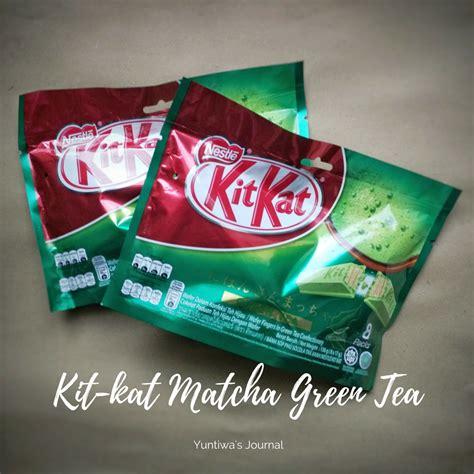 Kitkat Green Tea Malaysia 11 oleh oleh makanan ringan khas malaysia 2018