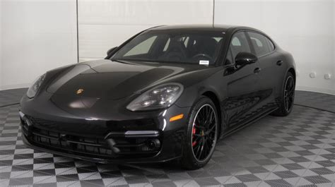 2018 black porsche panamera 2018 porsche panamera turbo executive awd at porsche