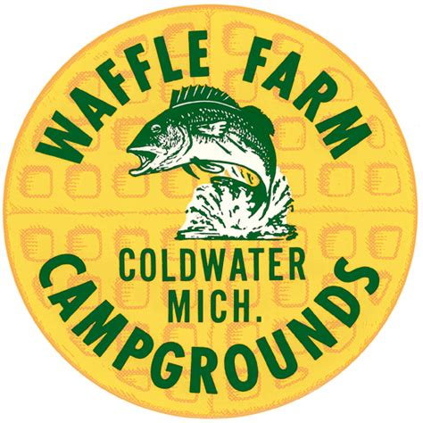 coldwater garden family restaurant area map waffle farm cgrounds coldwater michigan