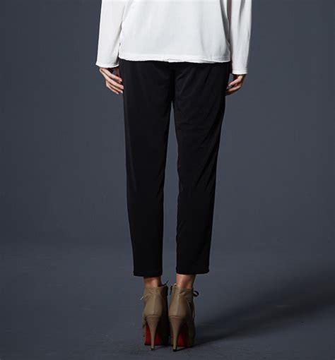 comfortable black pants galleria classic comfortable black jersey pants