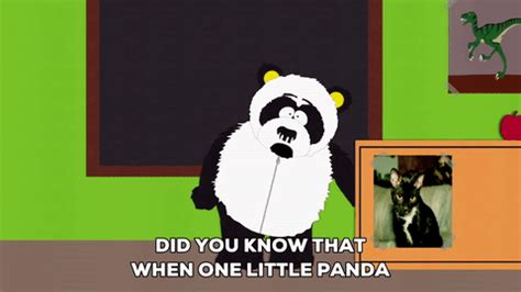 Sex Panda Meme - sexual harassment panda gif by south park find share