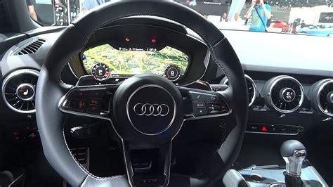 Audi Tt 2015 Interior by 2015 Audi Tt Interior Wallpaper 1280x720 3399