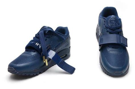 Nike Airmax 90 Velcro Biru air max 90 velcro tailwind nike size 9 traffic school
