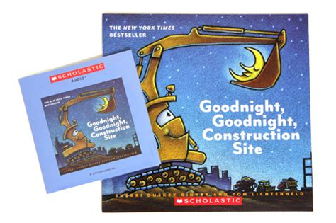 Goodnight Construction Box Set mighty mighty construction site