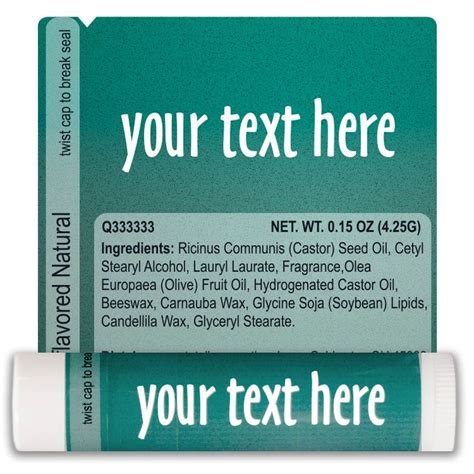 1000 Images About Lip Balm On Pinterest Chapstick Wrapper Template