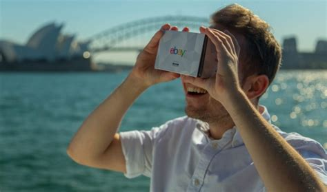 ebay myer ebay and myer launch world first virtual reality