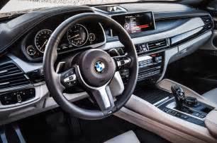 Bmw X6 Interior 2015 Bmw X6 Interior Steering Wheel And Dash Photo 32