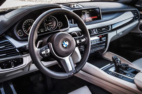 X6 Interior by 2015 Bmw X6 Interior Steering Wheel And Dash Photo 32