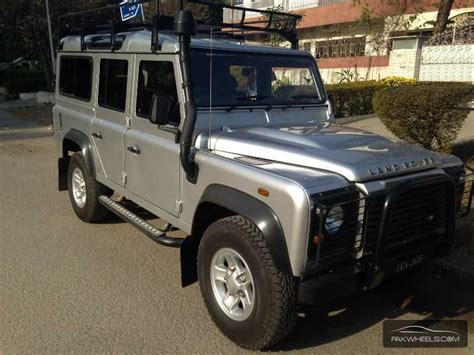 land rover pakistan land rover defender 2013 for sale in islamabad pakwheels