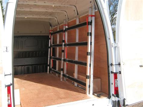 Glazing Racks For Vans by Self Drive Glazing Vans Glass Carrying Vans Frail For Hire