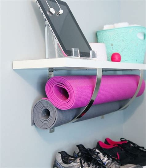 decoracion gimnasio hogar parece una simple escuadra pero mira todos los usos que