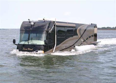 Jet Shower Wasser Pop Fuschia terra wind rv an hibious motor coach and yacht in one