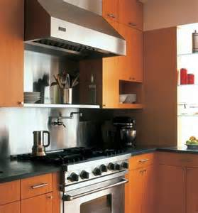 Stainless Steel Kitchen Design by Stainless Steel Kitchen Hood Designs And Ideas