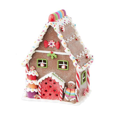 light up gingerbread house light up gingerbread house by the christmas home